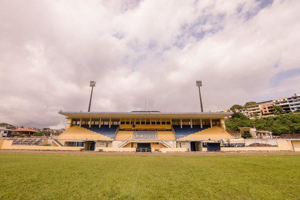 Estádio Mário Pessoa em Ilhéus passará por ampla reforma em toda sua estrutura 1