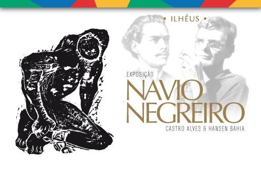 Exposição itinerante Navio Negreiro – Castro Alves e Hansen Bahia chega a Ilhéus 8