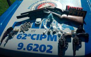 ARATACA: Cinco suspeitos morrem e PM é ferido durante confronto 1