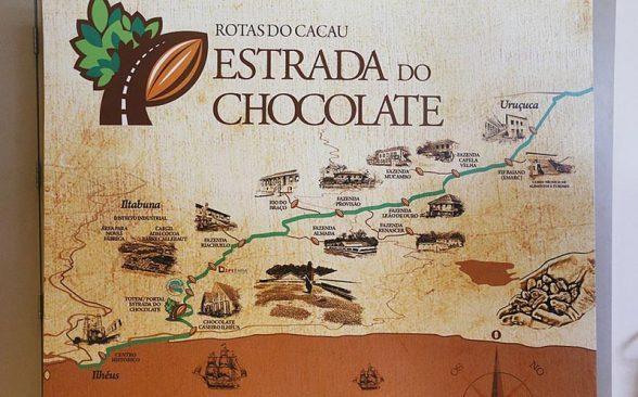 Rota do Chocolate, em Ilhéus (BA) ganha destaque como produto turístico nacional 1