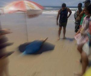 Morador de Barra do Choça morre afogado em praia de Ilhéus 5