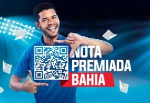 Emissão de notas eletrônicas cresce 40% após lançamento da Nota Premiada Bahia 6