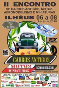 Encontro de carros antigos de Ilhéus  acontece neste final de semana 2