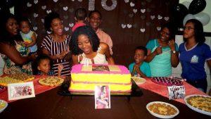 ILHÉUS: Ao completar 18 anos, jovem tem o sonho do primeiro aniversário realizado 7