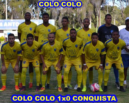 Colo Colo está fora de competições oficiais em 2019 1