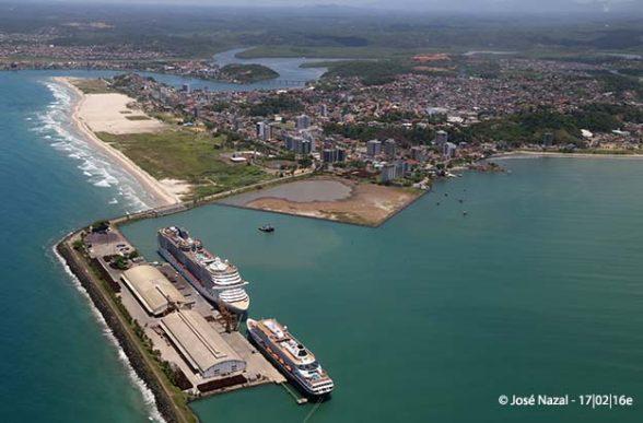 Sistema de gestão paranaense será usado no porto de Ilhéus 1