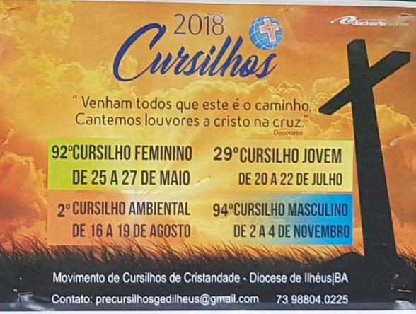 CONVITE DO CURSILHO 8