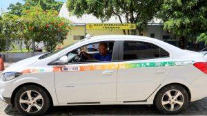 ILHÉUS: Dos 383 táxis cadastrados,157 já passaram por vistoria 7