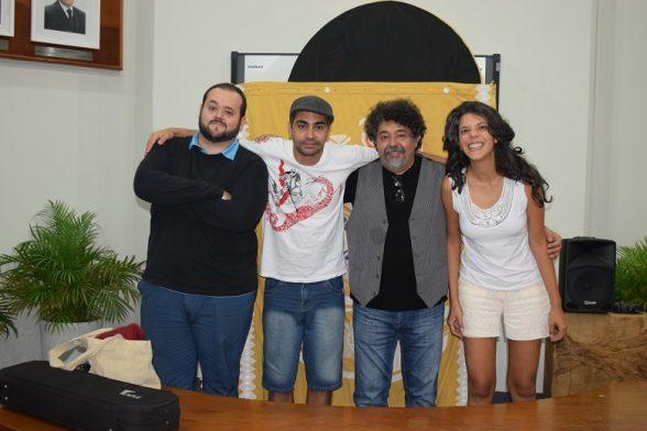 Considerado em 2017 o melhor Espetáculo de Rua do Festival de Cultura Popular de Ilhéus, Grupo de Teatro do México se apresenta pelo Brasil 2