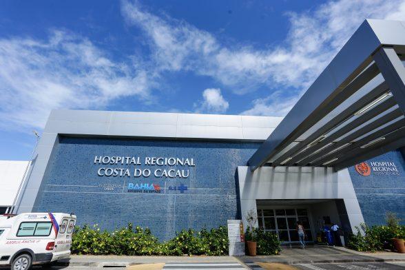 COMUNICADO – HOSPITAL REGIONAL COSTA DO CACAU 1