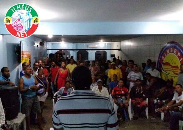 ILHÉUS: Servidores municipais não aceitam proposta do governo Marão, e já tem parada programada 3