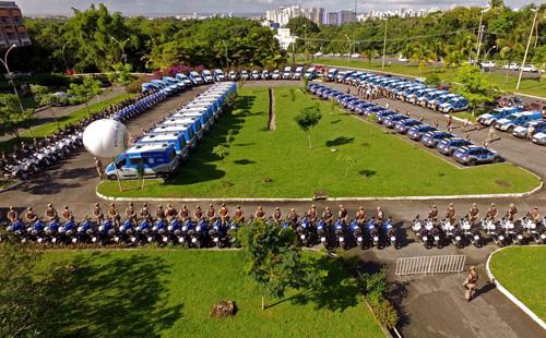 Governador Rui Costa libera 461 viaturas policiais para Bahia; 07 para Ilhéus e 07 para Itabuna 2