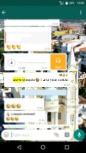 Esquilo da Discórdia! Falha no WhatsApp trava app e até o celular ao receber emoji 8