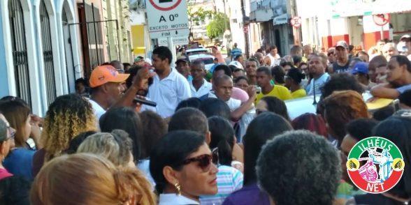 ILHÉUS: Servidores municipais decidem entrar em estado de greve 2