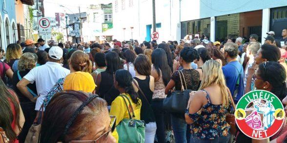 ILHÉUS: Servidores municipais decidem entrar em estado de greve 3
