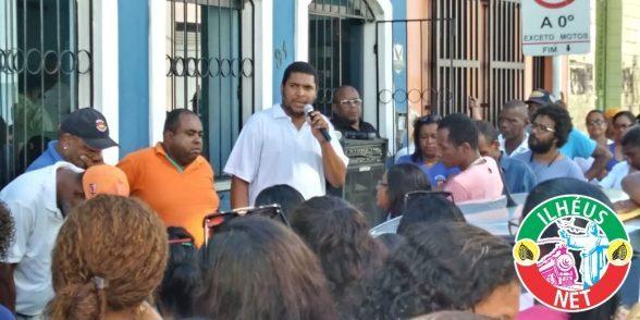 ILHÉUS: Servidores municipais decidem entrar em estado de greve 5