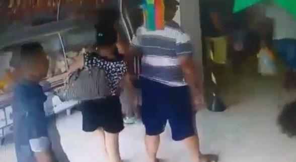 ILHÉUS: Câmera de segurança flagra roubo no frigorífico Frigoforte; Assista 1