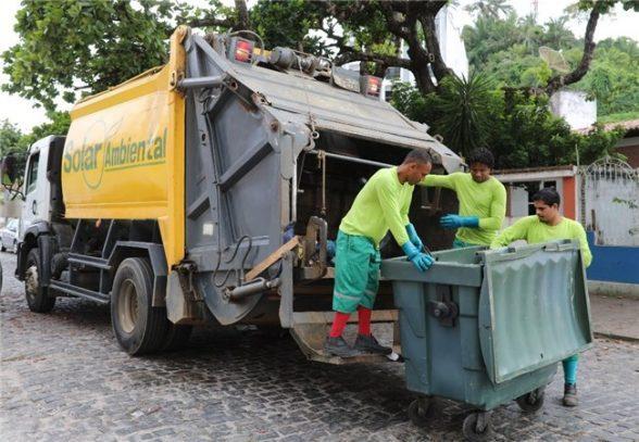 Prefeitura de Ilhéus informa sobre coleta de lixo 1