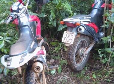 Ituberá: Indivíduo é baleado em troca de tiros com a PM; motos são recuperadas 8