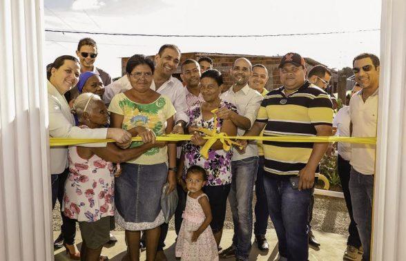 ILHÉUS: Secretaria de Saúde entrega Posto de Saúde do Basílio totalmente reformado 7
