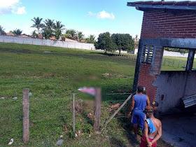 CANAVIEIRAS: Garoto de 14 anos é encontrado morto em terreno baldio 3