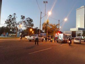 Acidente na rodovia Ilhéus - Itabuna deixou uma pessoa ferida 4