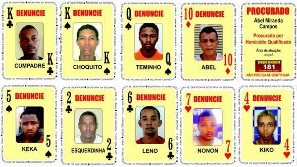 Investigado por participação em 15 homicídios na Bahia, integrante do 'Baralho do Crime' é preso no ES 1