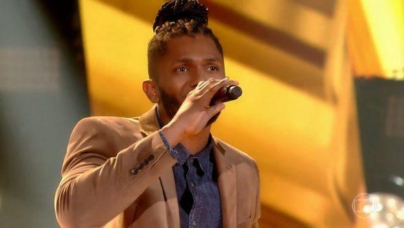 Itabunense estreia no 'The Voice Brasil' 2