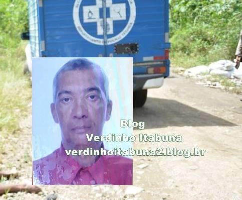 """Quinze dias desaparecido: corpo do taxista """"Primo"""" é encontrado em Itabuna 4"""