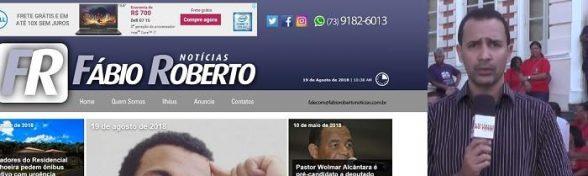 FÁBIO ROBERTO NOTÍCIAS É O PRIMEIRO BLOG NA BAHIA CONDENADO POR FAKE NEWS 1
