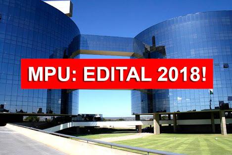 MPU abriu inscrições para Concurso Público; Veja o edital 3