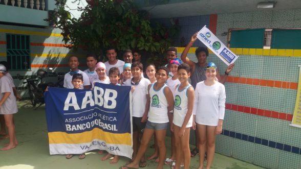 Atletas de Valença conquistam 22 medalhas no Fest Natação em Itabuna 1