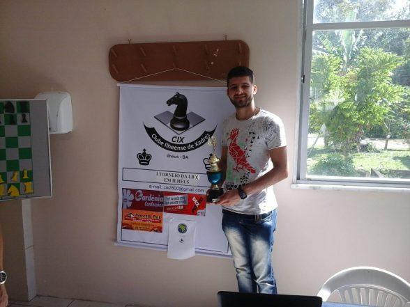 6º Festival Verde Amarelo promovido pela Liga Brasileira de Xadrez foi um sucesso em Ilhéus 5