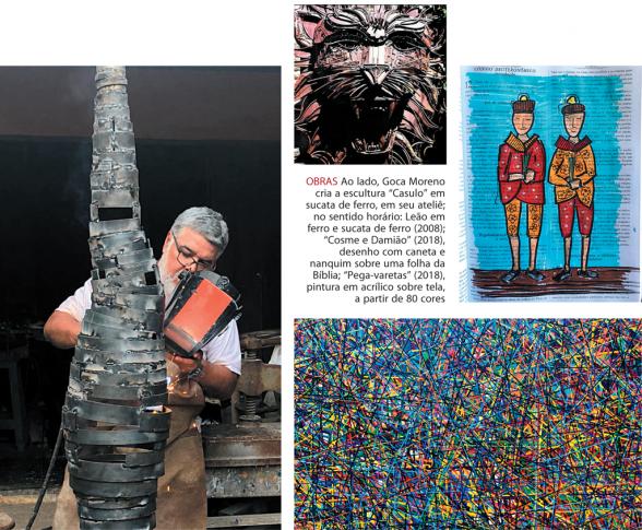 Como o escultor, desenhista e pintor baiano projetou mundialmente sua vasta obra e converteu sua cidade natal, Ilhéus, num influente centro de arte brasileiro 1