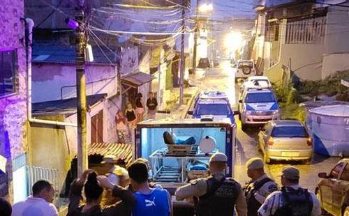 Guerra de facções rivais deixa 3 mortos em Itabuna 1