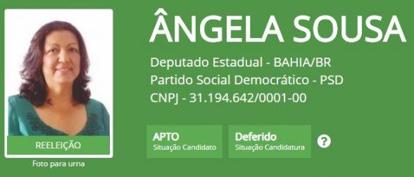 Espalham pelas Redes Sociais Fakenews sobre os votos de Ângela Sousa 3