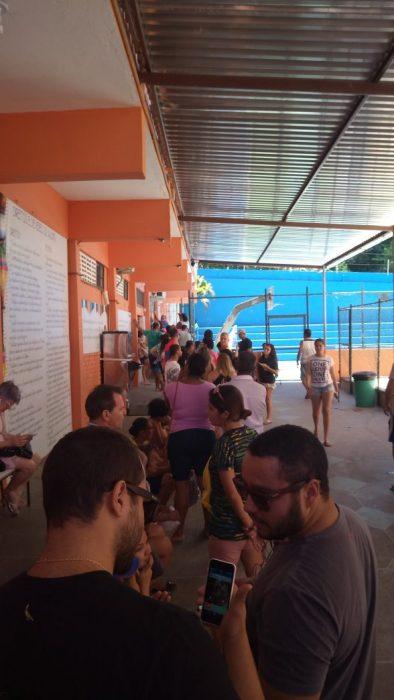 Eleição interrompe aulas em unidades  da rede pública de ensino em Ilhéus 1