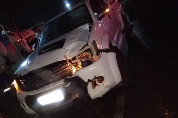 Homem morre após ser atropelado por caminhonete em Itabuna 1