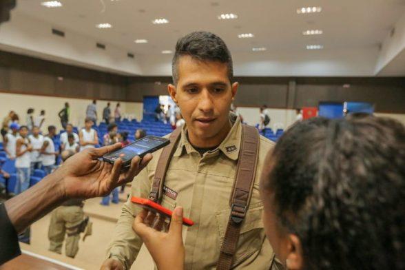 Natural de Ilhéus, Tenente Bastos da 22ª CIPM é indicado a receber título de cidadão simõesfilhense por serviços prestados à população 1