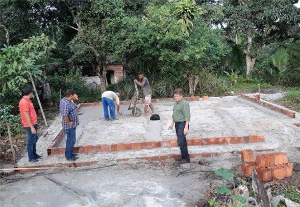 Prefeitura de Ilhéus inicia a primeira etapa de construção de 72 casas na zona rural 1