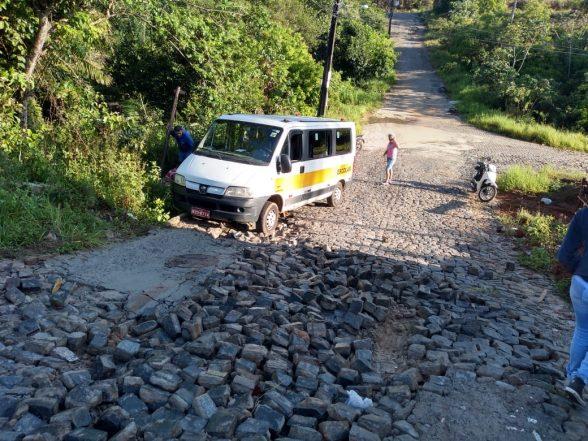 ILHÉUS: Moradores do Pérola do Mar na zona sul pedem socorro ao poder público 1