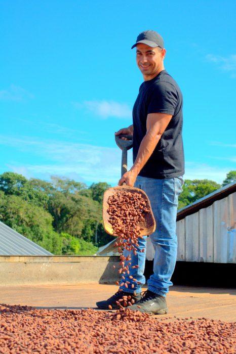 Produção de cacau na Bahia lidera ranking; são 200 mil toneladas produzidas 2