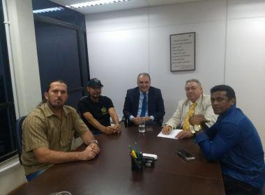 Após reunião, sindicato diz que governo vai reajustar salários de agentes penitenciários 1