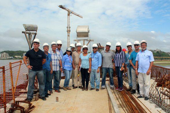 Seinfra confirma conclusão da obra da nova ponte de Ilhéus em agosto de 2019 1