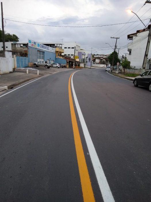 ILHÉUS: Novas faixas pintadas no asfalto confundem; motoristas falam do risco de acidentes 4