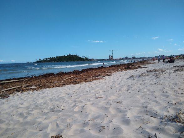 Ilhéus tem 05 praias impróprias neste fim de semana 1