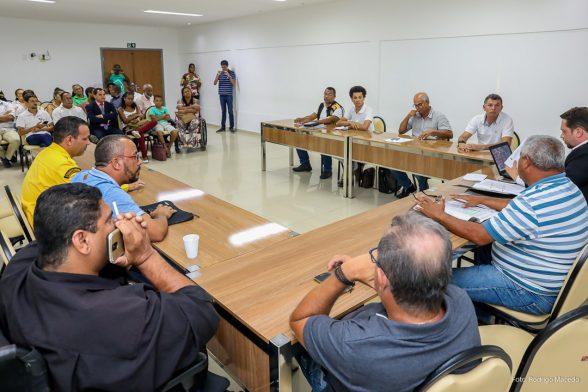 Eleita comissão para avaliação de reajuste tarifário do transporte coletivo em Ilhéus 2
