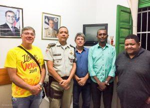 ILHÉUS: Polícia Militar define esquema de segurança para o centro da Cidade no Réveillon 1