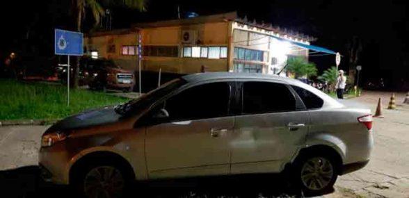 Homem aluga carro em Ilhéus, não devolve e é preso no Rio de Janeiro com 16 mil reais 1