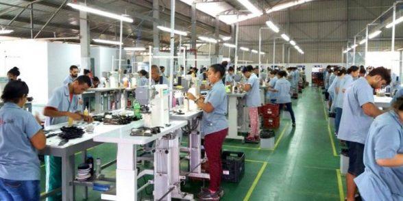 Itapetinga recebe mais uma fábrica de calçados com geração de 400 empregos 1